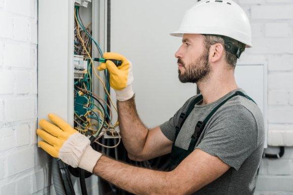Installation de système et réseau électrique dans maison neuve à Dijon