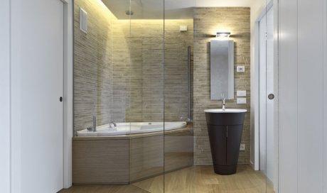 Rénovation de sanitaire de salle de bain à Dijon