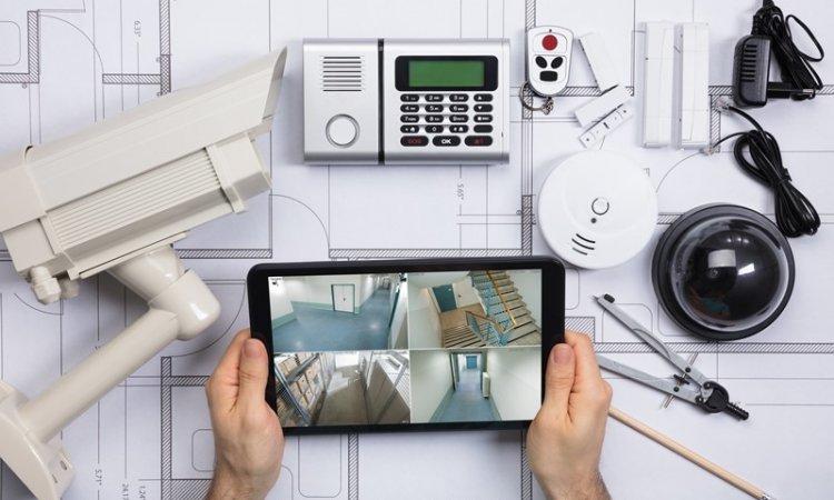 MH-SERVICE Installation de système d'alarme de vidéosurveillance Dijon